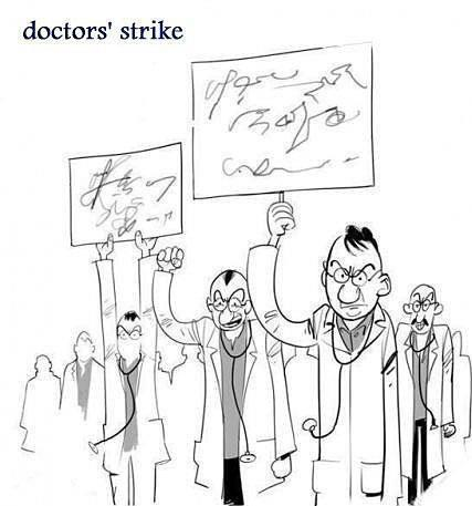doctor strike