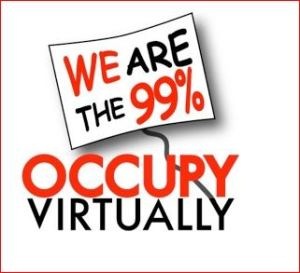 occupy virtually 99 percent