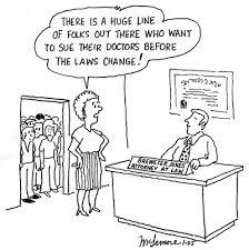 sue the doctors