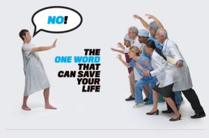 doctors just say no
