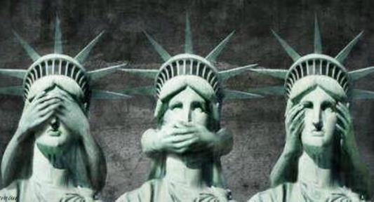 liberty see hear say no evil
