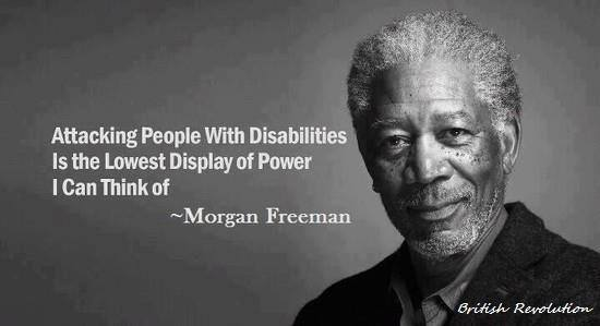 wc attacking people with disabilities
