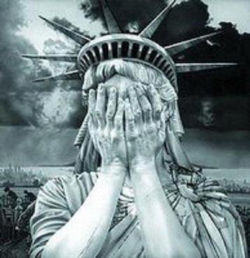 Liberty face palm