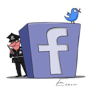 facebook tweet