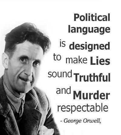 POLITICAL LANGUAGE
