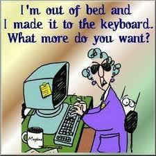 Keyboards and Maxine