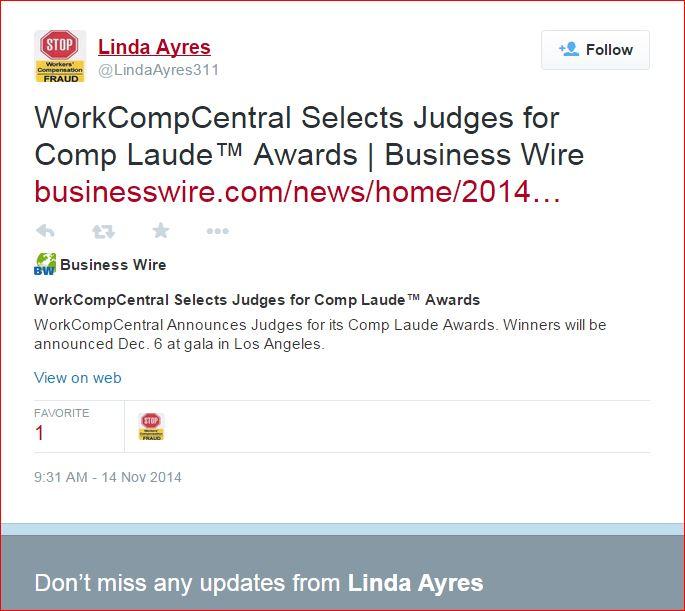Comp Laude Awards  2014