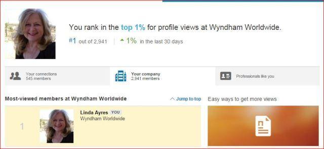 Linda Ayres  Wyndham LinkedIn   11 8 2014  NUMERO UNO