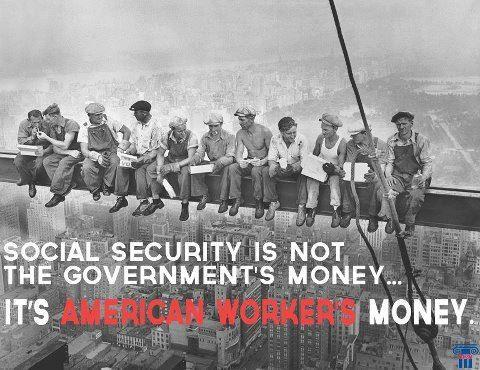 SOCIAL SECURITY FOLLOW THE MONEY TRAIL
