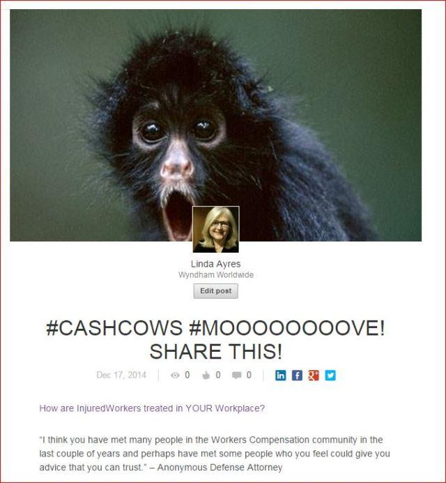 LI  #Cashcows #Moooooooove!