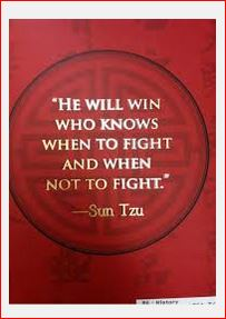 SunTzu He will win