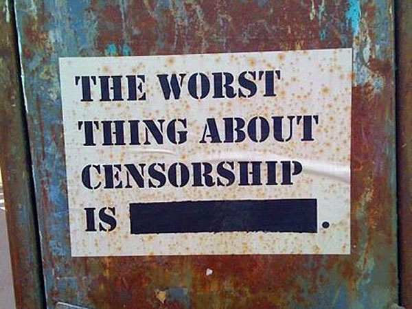 Censorship-Issue