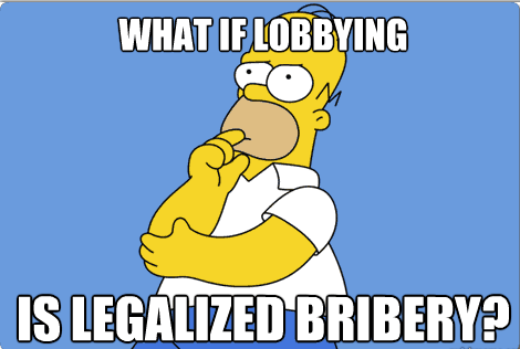homer what if lobbying