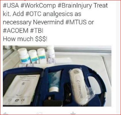 CNA Brain Injury Treatment Kit