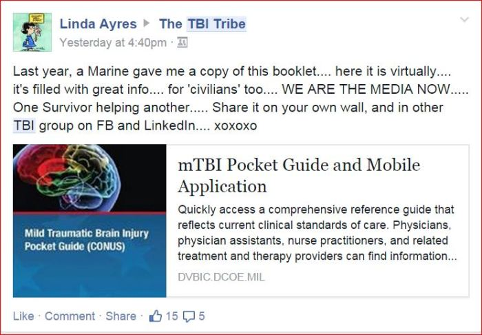 TBI POCKET GUIDE