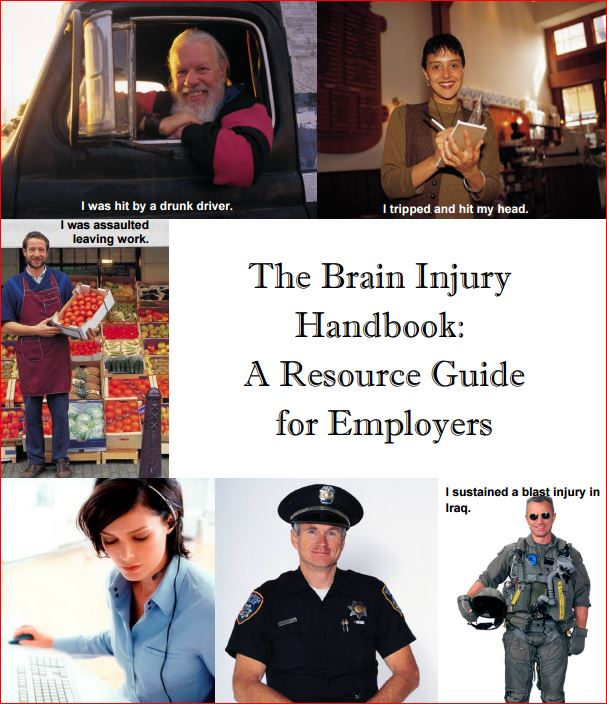 THE BRAIN INJURY HANDBOOK