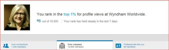LinkedIn rankings  4 9 2015  741 pm  pdt