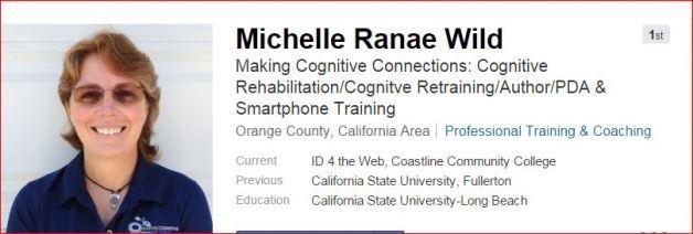 Michelle Wild LinkedIn