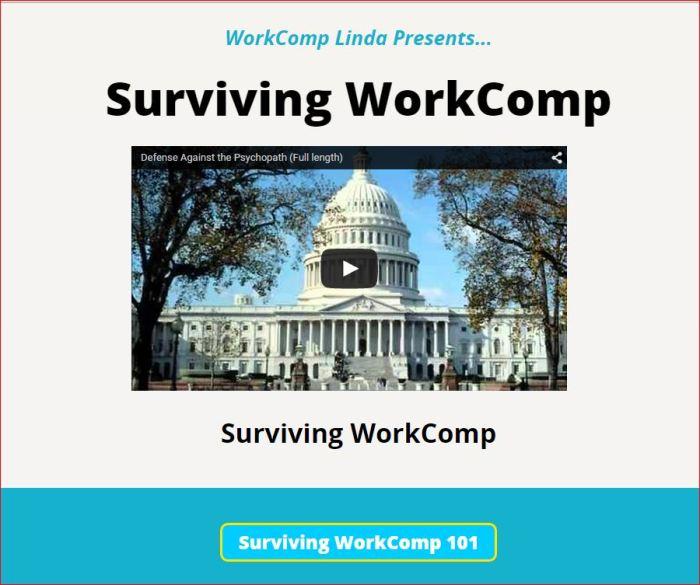 Webinar Ninja  Draft one  SURVIVING WORK COMP