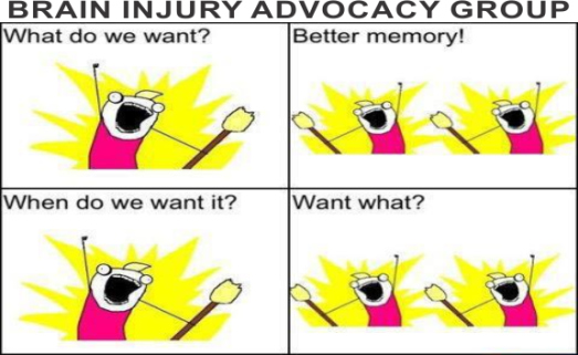BRAIN INJURY ADVOCACY GROUP