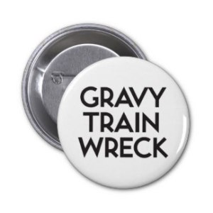GRAVY TRAIN WRECK