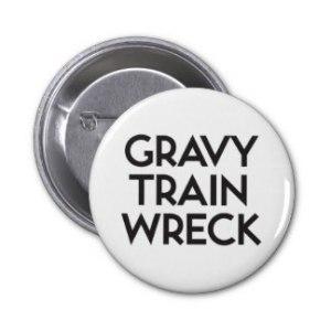 GRAVY TRAIN WRECK