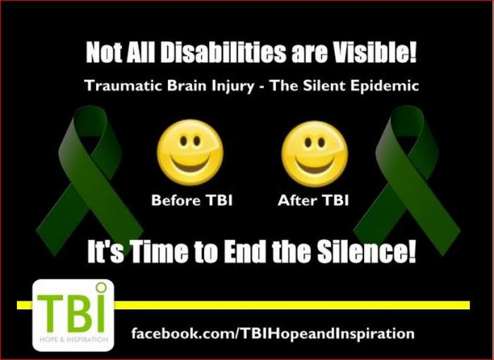 TBI END THE SILENCE