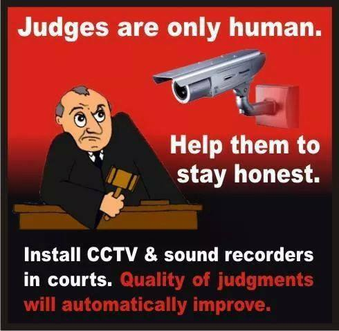WC Judges are Human