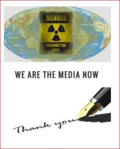 WE ARE THE MEDIA NOW THANK YOU