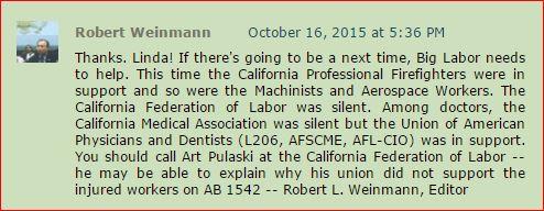 Dr Robert Weinmann 10 16 2015