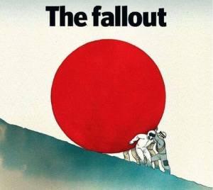 red dot fukushima fallout