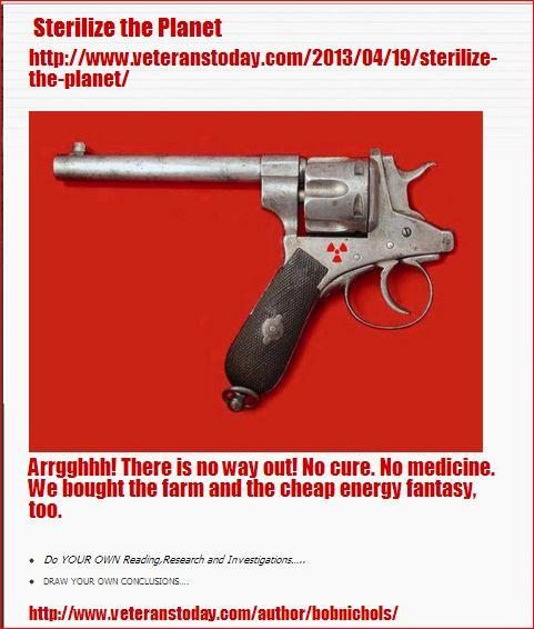 Sterilize the Planet