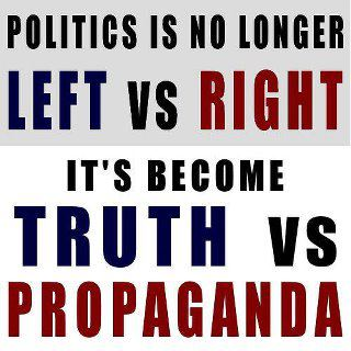 truth vs propaganda
