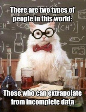 extrapolate
