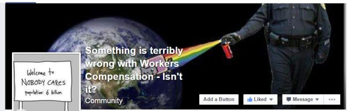 something is terribly wrong with workers compensation isn't it