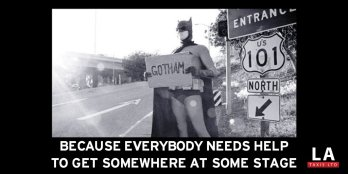 BATMAN AND WORKCOMP D'OH