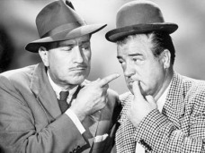 Workers Compensation National Discussion ala Abbott and Costello - Comedic duo
